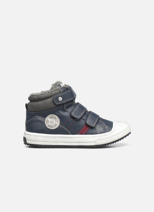 Sneaker I Love Shoes COTIM blau ansicht von hinten