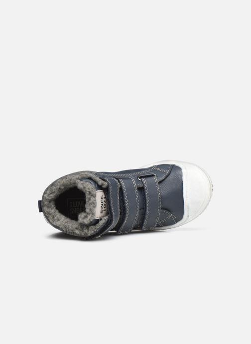 Sneaker I Love Shoes COTIM blau ansicht von links