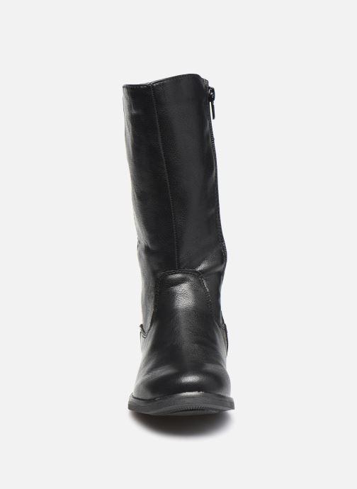 Bottes I Love Shoes COMARIE Noir vue portées chaussures