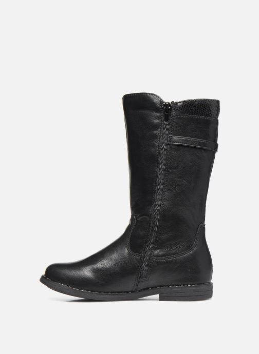 Bottes I Love Shoes COMARIE Noir vue face