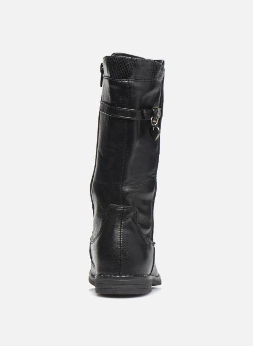 Bottes I Love Shoes COMARIE Noir vue droite