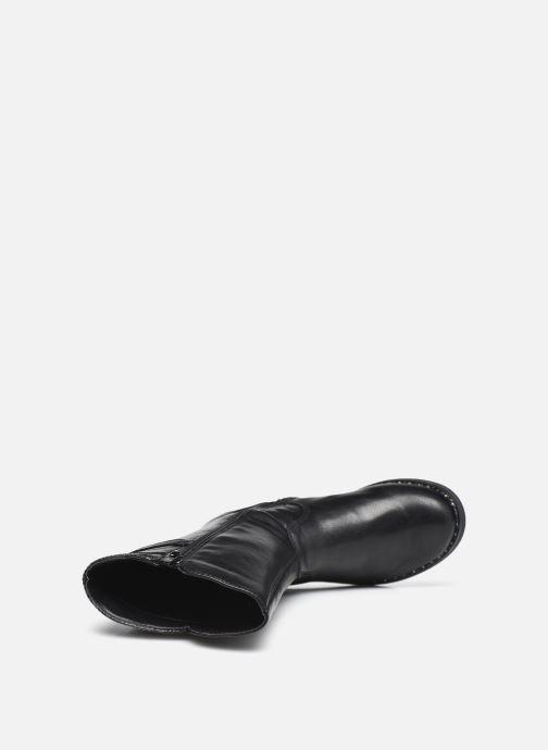 Bottes I Love Shoes COMARIE Noir vue gauche