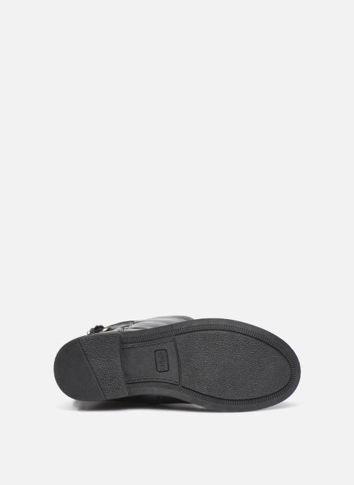 Bottes I Love Shoes COMARIE Noir vue haut