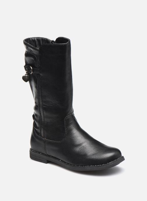 Bottes I Love Shoes COMARIE Noir vue détail/paire