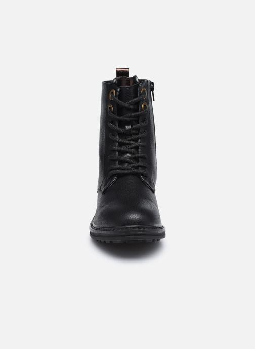 Stivaletti e tronchetti I Love Shoes CORTO Nero modello indossato