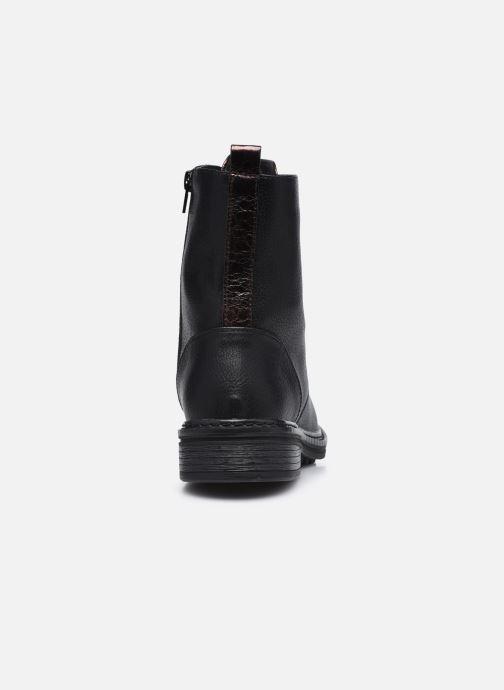 Bottines et boots I Love Shoes CORTO Noir vue droite