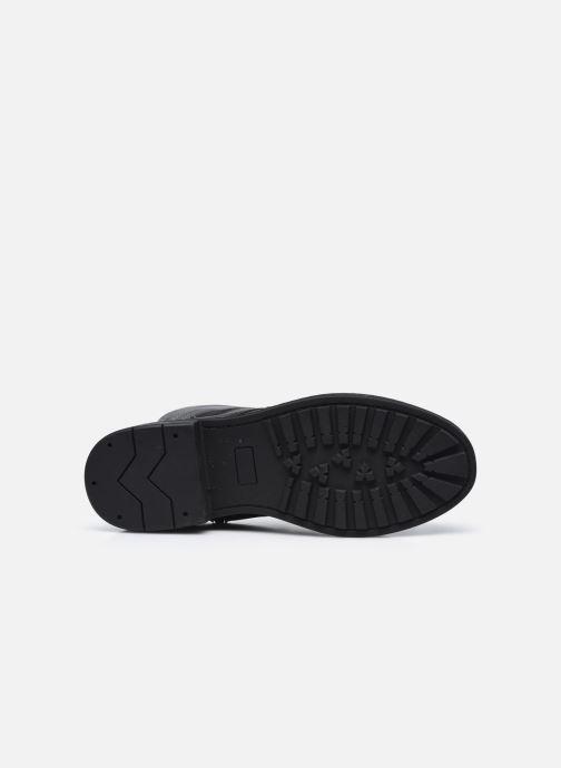 Stivaletti e tronchetti I Love Shoes CORTO Nero immagine dall'alto