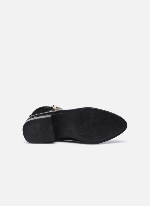Stivaletti e tronchetti I Love Shoes COBEST Nero immagine dall'alto