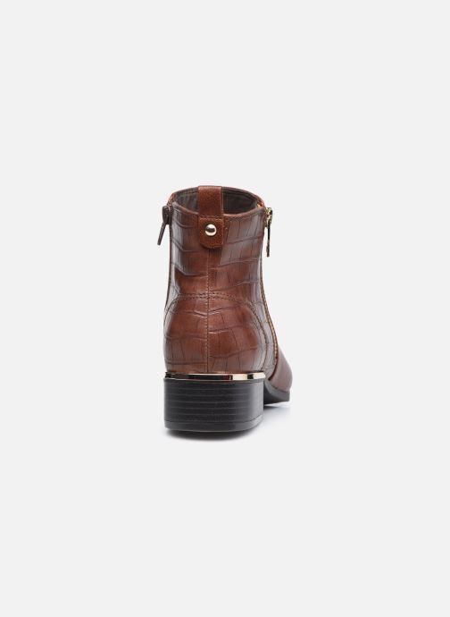 Stivaletti e tronchetti I Love Shoes COBEST Marrone immagine destra