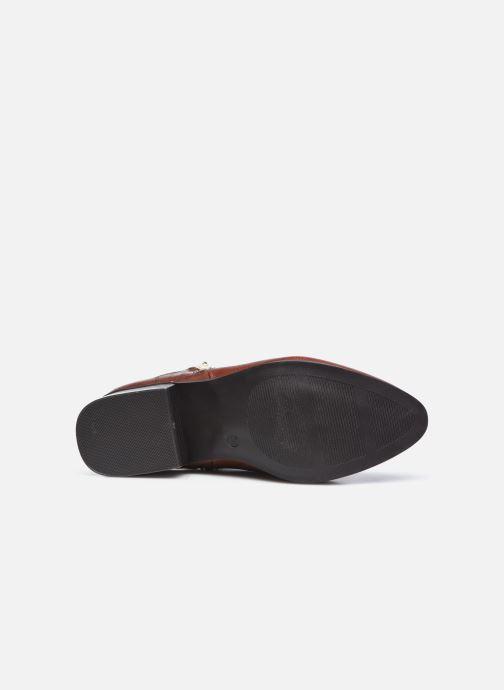 Bottines et boots I Love Shoes COBEST Marron vue haut