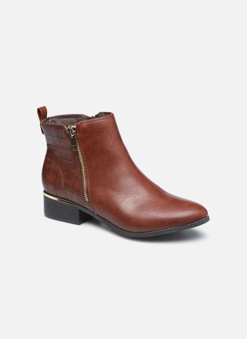 Bottines et boots I Love Shoes COBEST Marron vue détail/paire