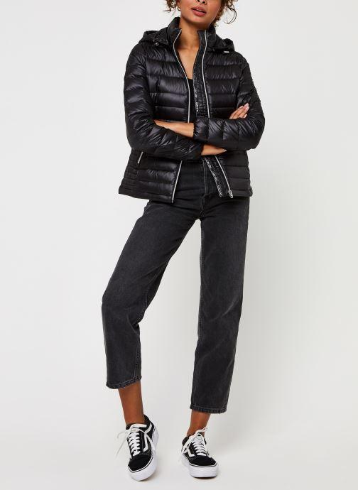 Vêtements Calvin Klein Essential Jacket Noir vue bas / vue portée sac