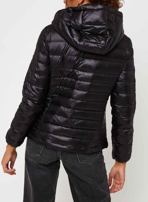 Vêtements Calvin Klein Essential Jacket Noir vue portées chaussures