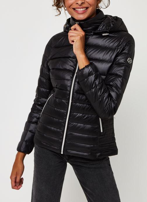 Vêtements Calvin Klein Essential Jacket Noir vue droite