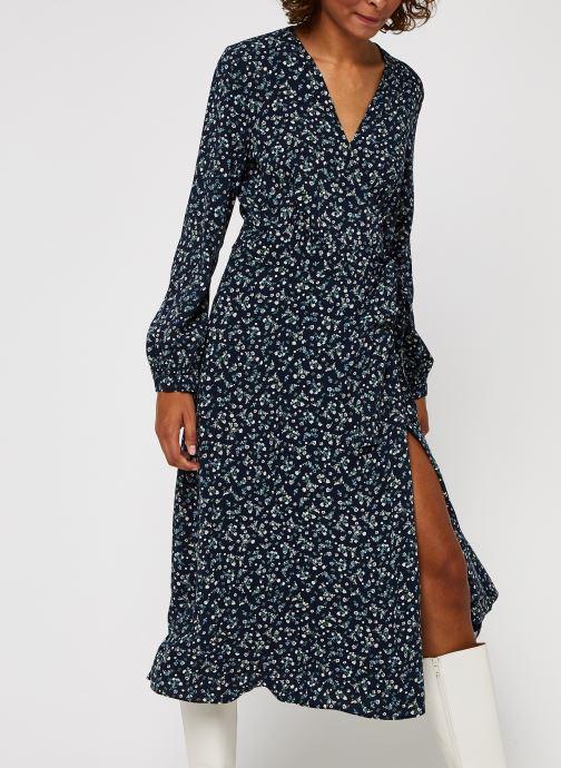 Vêtements Accessoires Raya Wrap Dress Ls