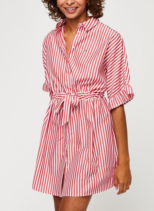 Robe midi - Tjw Frill Sleeve Shi