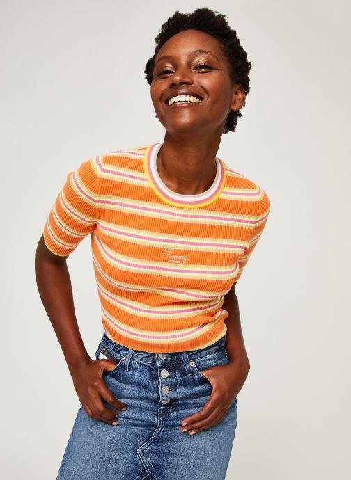 Tøj Accessories Tjw Stripe 3/4 Sleev