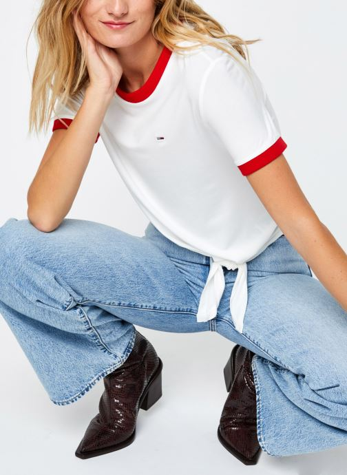 T-shirt - Tjw Front Tie Tee