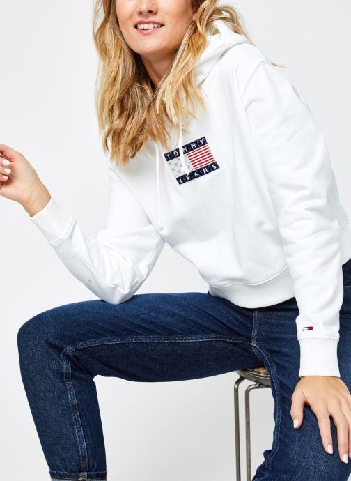Sweatshirt hoodie - Tjw Americana Badge