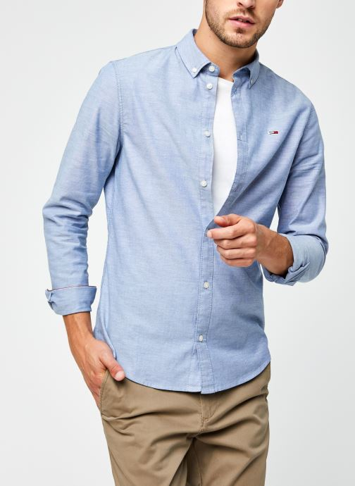 Tøj Accessories TJM Slim Stretch Oxford Shirt