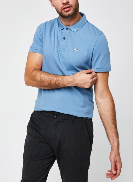 Polo - TJM Classics Solid Stretch Polo