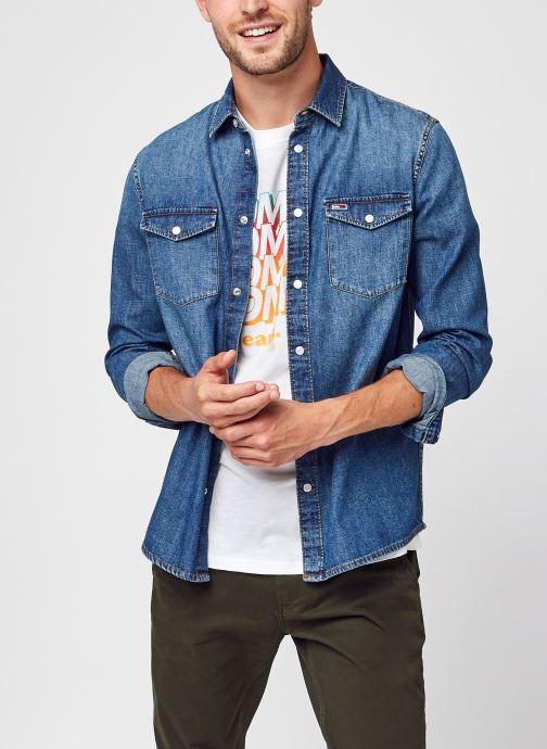 Kleding Accessoires TJM Western Denim Shirt