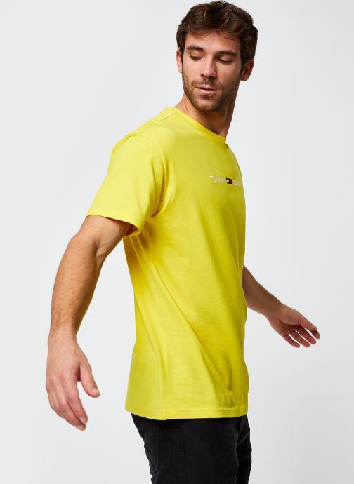 Vêtements Accessoires TJM Straight Logo Tee
