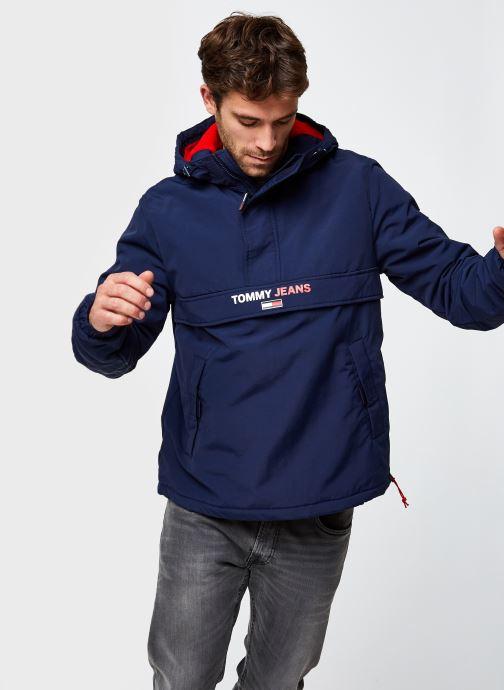 TJM Solid Popover Jacket