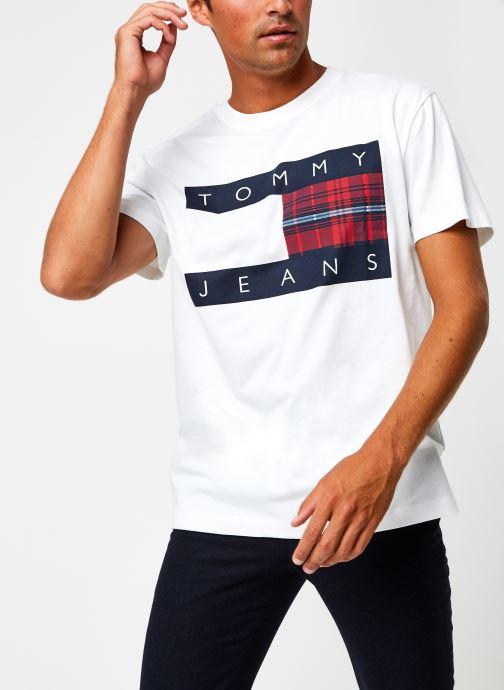 Vêtements Accessoires TJM Plaid Centre Flag Tee