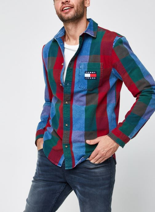 Chemise - TJM Denim Check Shirt