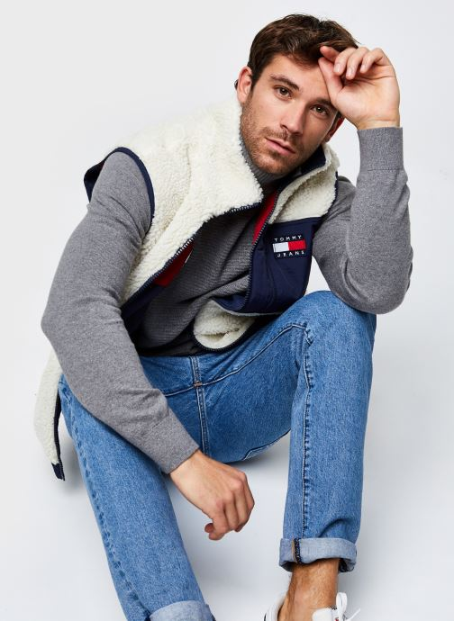 TJM Reversible Retro Vest