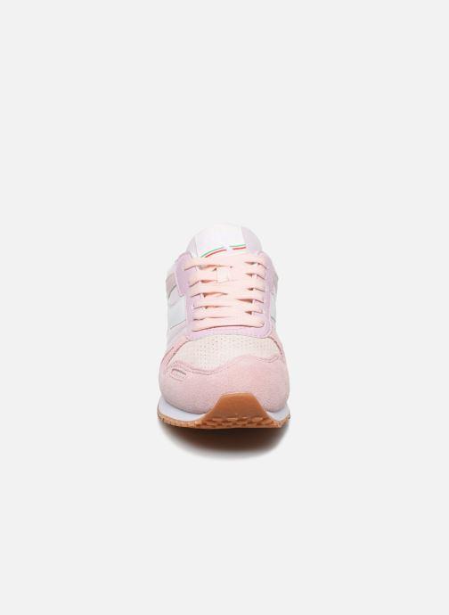 Baskets Diadora TITAN WN SOFT Rose vue portées chaussures
