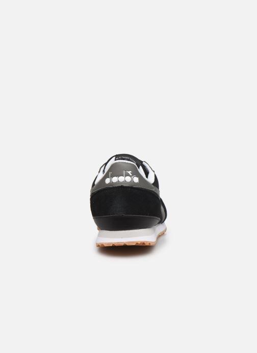Sneaker Diadora TITAN WN SOFT schwarz ansicht von rechts