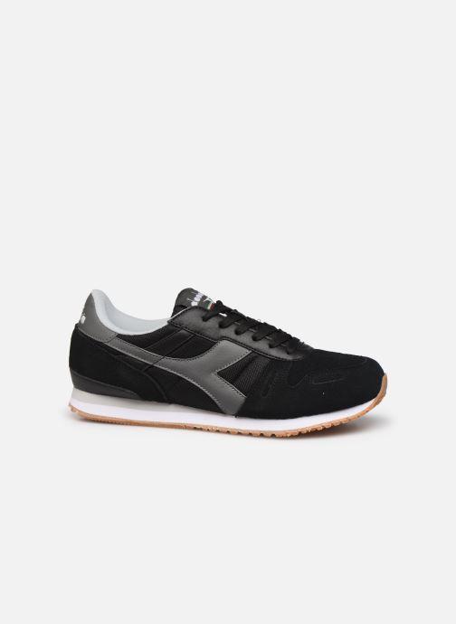 Sneaker Diadora TITAN WN SOFT schwarz ansicht von hinten