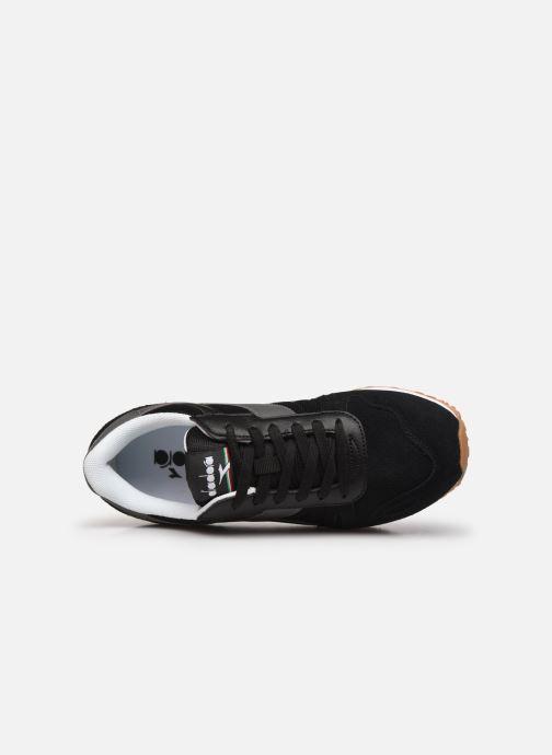 Sneaker Diadora TITAN WN SOFT schwarz ansicht von links