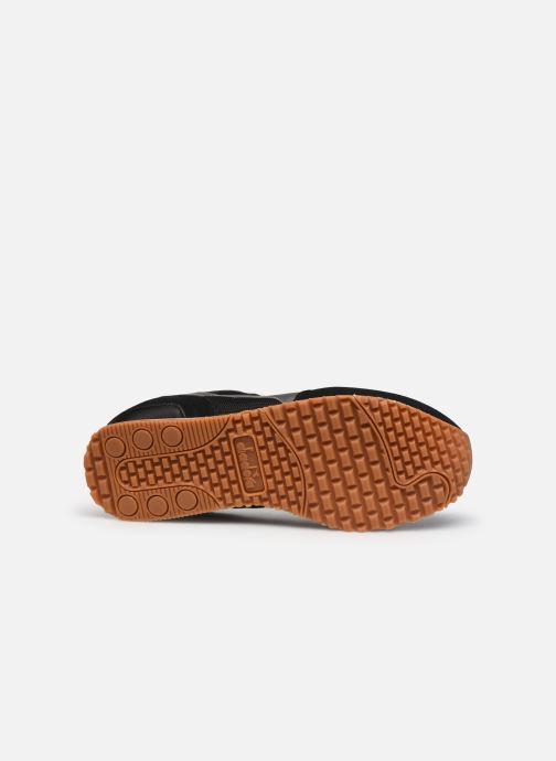 Sneaker Diadora TITAN WN SOFT schwarz ansicht von oben
