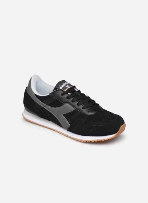Sneaker Diadora TITAN WN SOFT schwarz detaillierte ansicht/modell