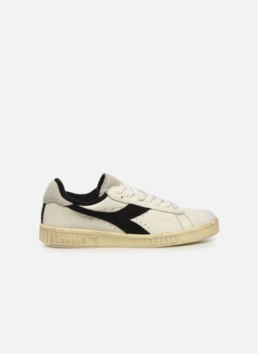 Deportivas Diadora Game L Low Used W Blanco vistra trasera