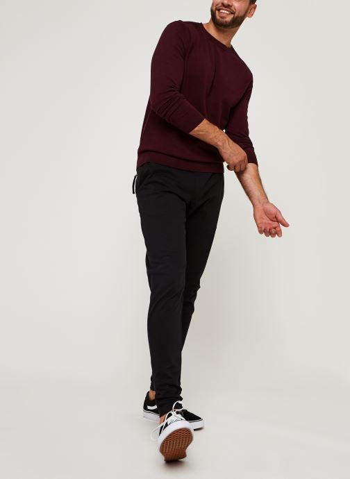 Vêtements Dockers Smart Supreme Flex - Jogger Noir vue bas / vue portée sac