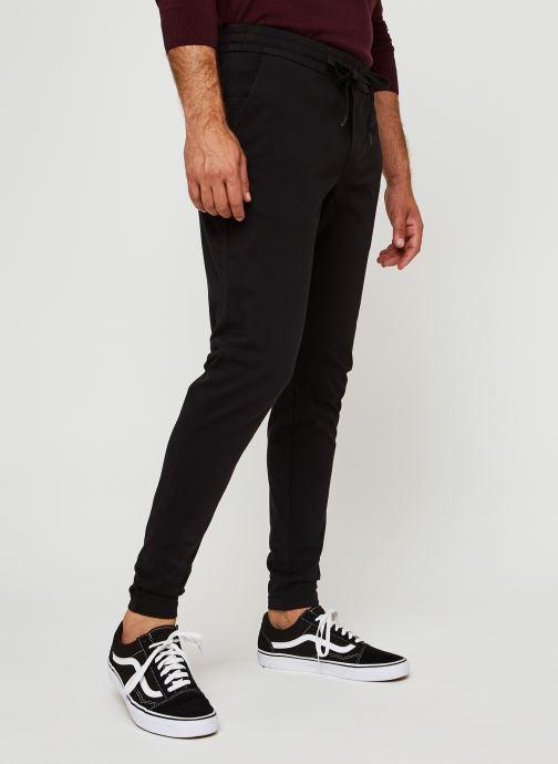 Vêtements Dockers Smart Supreme Flex - Jogger Noir vue détail/paire