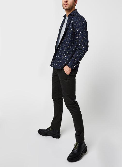 Vêtements Dockers Alpha Original Khaki - Skinny Gris vue bas / vue portée sac