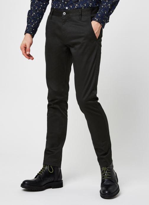 Vêtements Dockers Alpha Original Khaki - Skinny Gris vue détail/paire