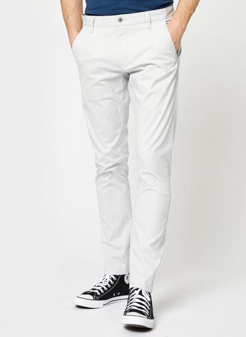 Vêtements Dockers Alpha Original Khaki - Skinny Beige vue détail/paire