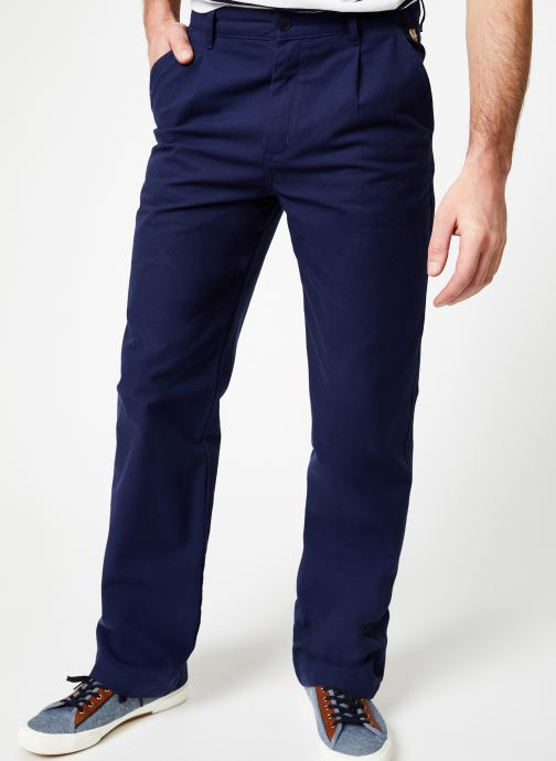 """Vêtements Armor Lux Pantalon """"Gabare"""" Héritage Homme Bleu vue détail/paire"""