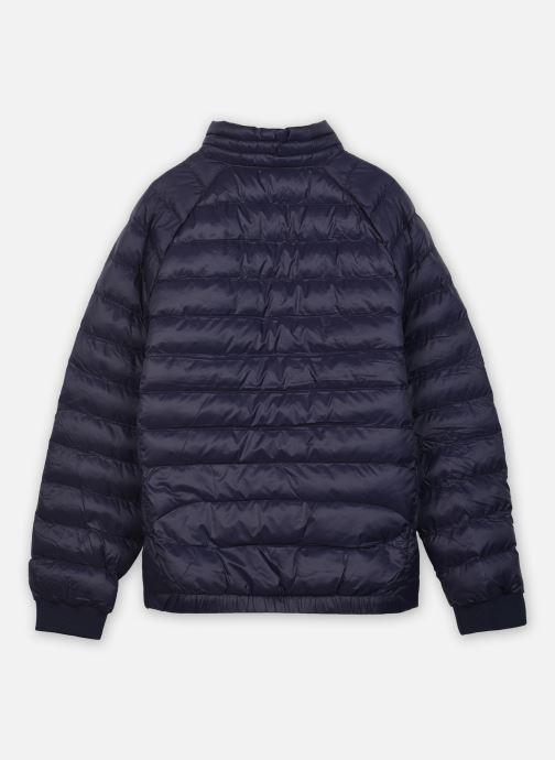 Vêtements Polo Ralph Lauren LW PACK JKT-OUTERWEAR-JACKET Bleu vue portées chaussures