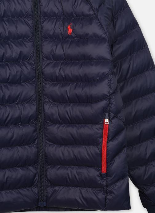 Vêtements Polo Ralph Lauren LW PACK JKT-OUTERWEAR-JACKET Bleu vue face