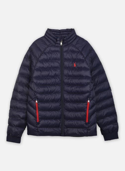 Vêtements Polo Ralph Lauren LW PACK JKT-OUTERWEAR-JACKET Bleu vue détail/paire