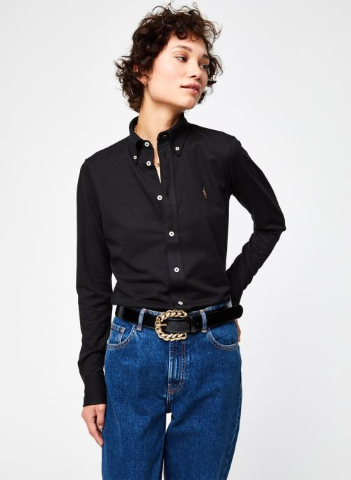 Kleding Accessoires Ls Heidi-Skinny-Long Sleeve