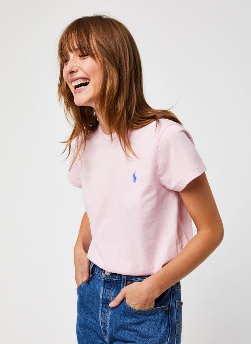 Vêtements Accessoires Rl Tee W Pp-Short Sleeve