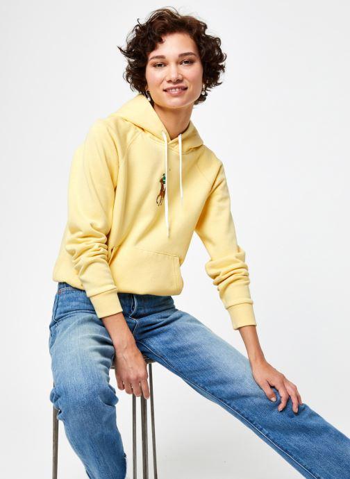 Sweatshirt hoodie - Shk Mltpp Hd-Long Sleeve